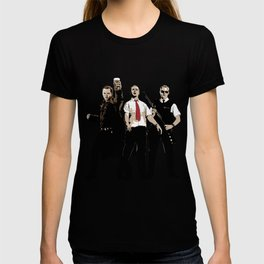 The Cornetto Trilogy T-shirt