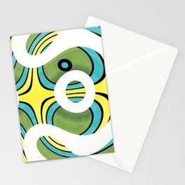 Swirly Wirly Stationery Cards