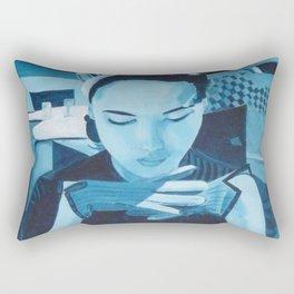Retro 21 Rectangular Pillow