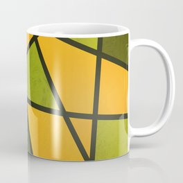 PUMPKIN COLOR MOSAIC Coffee Mug