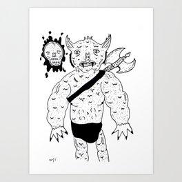 Batuhl Art Print