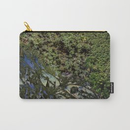 Frost Glass on Thyme Carry-All Pouch
