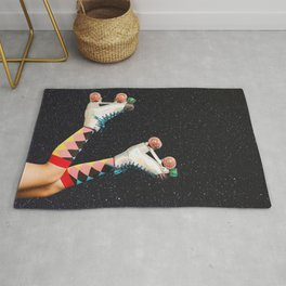 From the Ground Up- Night Sky Rug