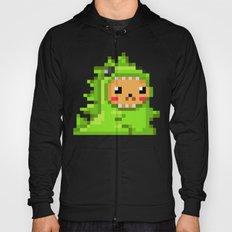 8bit Dinobear Hoody