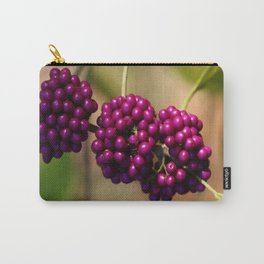 French Mulberry Carry-All Pouch