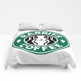RABBITS COFFEE Comforters