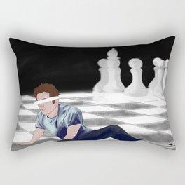 chessboard Rectangular Pillow