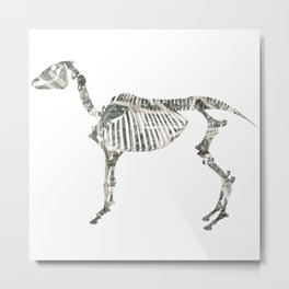 year of the horse: part 2 Metal Print