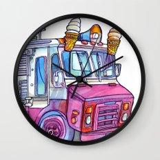 Love NYC's everything Wall Clock