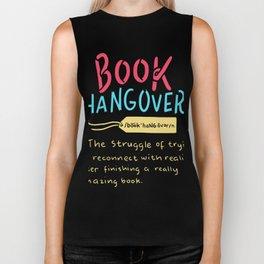 Book Hangover Biker Tank