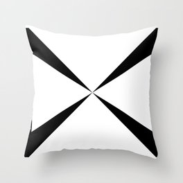 Simple Construction Throw Pillow