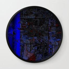 N8 Wall Clock