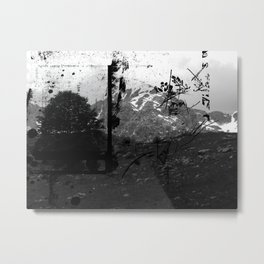 misprint 15 Metal Print