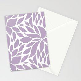 Bloom - Lavender #2 Stationery Cards