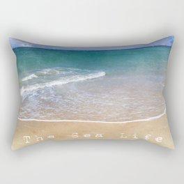 The Sea Life Rectangular Pillow