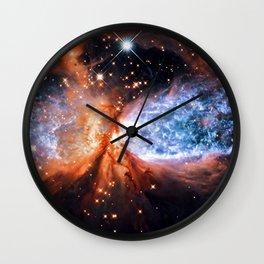 gAlaXY : A Star is Born Wall Clock