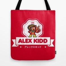 Alex Kidd Tote Bag