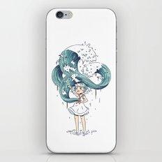 Daughter of the Sea iPhone & iPod Skin