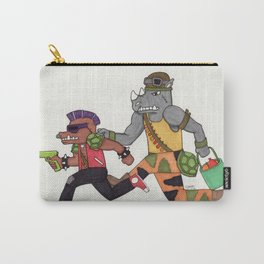Bebop and Rocksteady Water Fight Carry-All Pouch