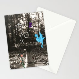 A Touch of Color Stationery Cards