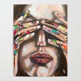 artist hands Poster