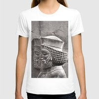 persian T-shirts featuring Persian Guards by Katayoon Photography & Design