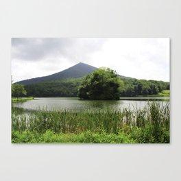 Peaks of Otter Canvas Print