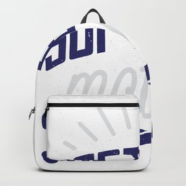Softball mom mother Backpack