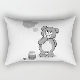 Critter Alliance - Teddy Day Trip Rectangular Pillow
