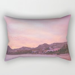 Cabo Sunset Rectangular Pillow