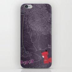Purple on the lake iPhone & iPod Skin
