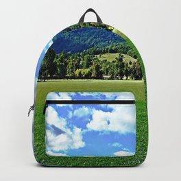 Captivating Virginia Landscape - Blue Ridge Mountains Backpack