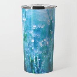 Crystals of Life Travel Mug