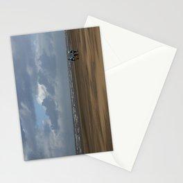 Noordwijk Beach  Stationery Cards