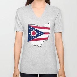Ohio Love Unisex V-Neck