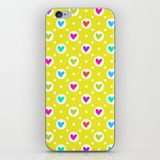 Hearty iPhone Skin