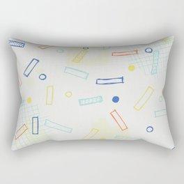 Snap Crackle Rectangular Pillow