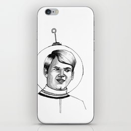 who have I become? iPhone Skin