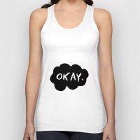okay Tank Tops featuring Okay by Hoeroine