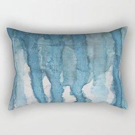 Rain No. 2 Rectangular Pillow
