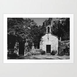 San Tirso de Cando Art Print