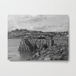 Instow Beach Metal Print