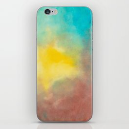 colours iPhone Skin