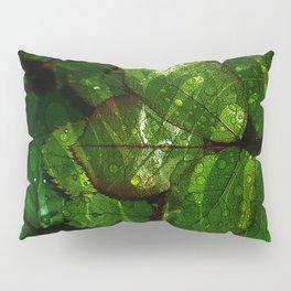 leaves V4WL Pillow Sham