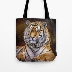 Majestic Tiger Tote Bag