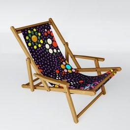 Planet Mandala Sling Chair