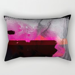 Kinda Have This Thing with Pink 01 Rectangular Pillow