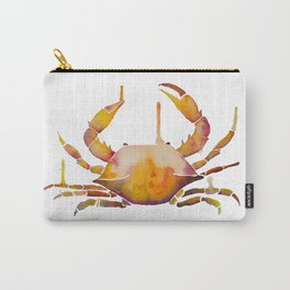 Water Crab Color Carry-All Pouch