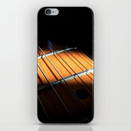 Guitar Neck iPhone Skin