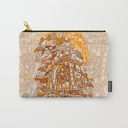 Ginger Monsterous Carry-All Pouch